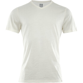 Aclima LightWool V-Neck T-Shirt Men nature